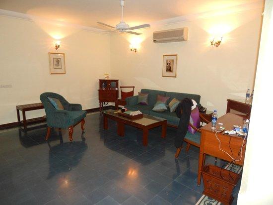 Taj Usha Kiran Palace, Gwalior : My room