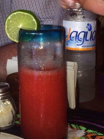 La Malquerida : Yummy drinks & reasonably priced too!