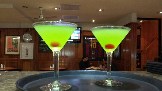 Trevi On Lygon: I tried a new coctail. ..it was delicious