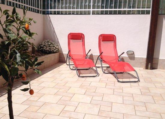 La Salinella : Lovely Sunny Terrace