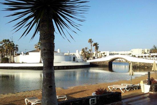 Sands Beach Resort : View from terrace