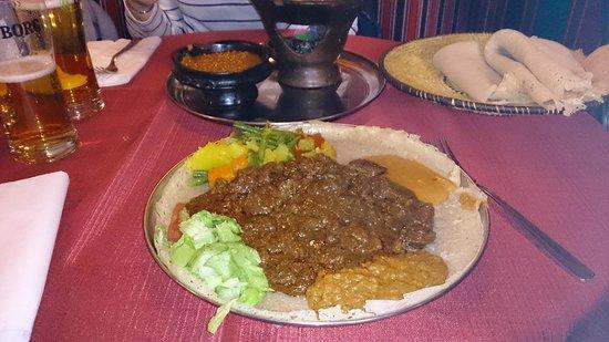 Africa - Ristorante Tipico Etiopico-Eritreo : slurp!
