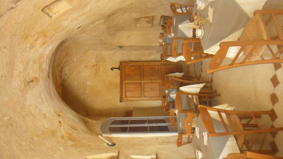 Hotel Sassi : レストラン
