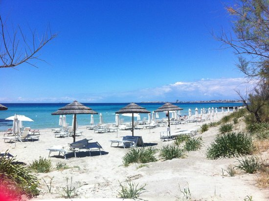 Grand Hotel Costa Brada : Spiaggia