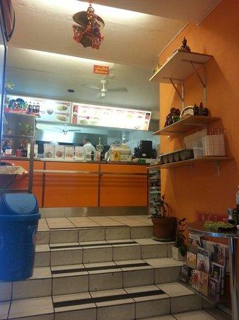 Euro-Thai Food