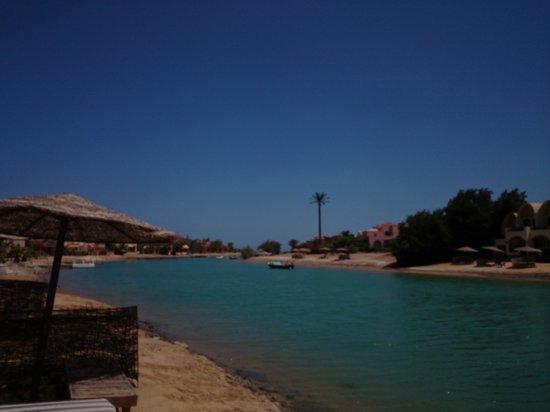 Dawar El Omda: Lagune