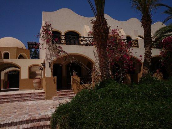 Dawar El Omda: Zimmer von außen