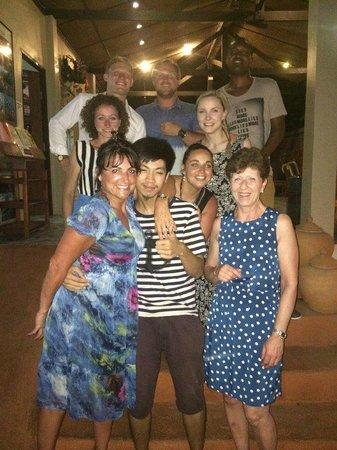 Kwaimaipar Orchid Resort Spa & Wellness: Mr Bond