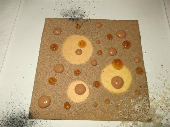 Relais & Chateaux Flocons de Sel: tableau de maitre