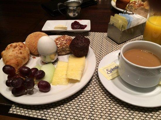 Marriott Vacation Club Pulse, New York City: Desayuno