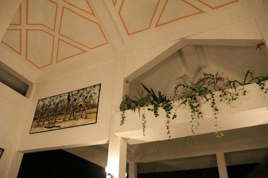 Diani Sea Resort : Reception Area