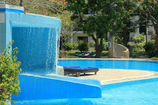 Diani Sea Resort : Pool