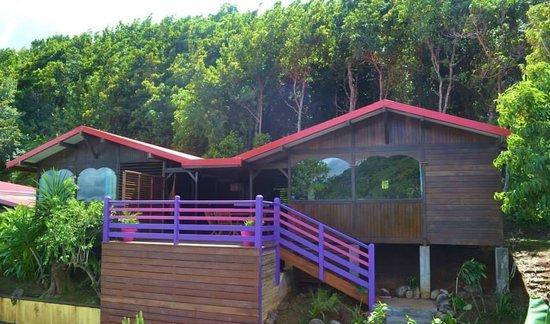 Piton Bungalows : Le grand bungalow