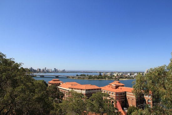 Kings Park and Botanic Garden : View of the water
