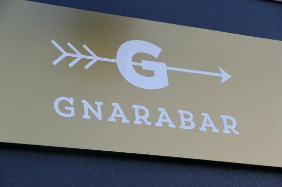 Gnarabar Sign