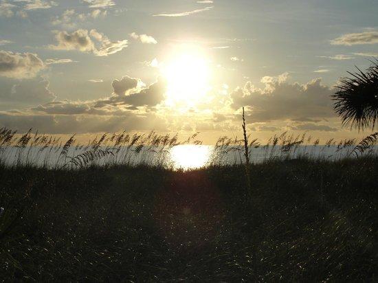 A Beach Retreat: Sunset