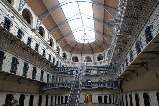刑務所の新しい部分。 (95750107)
