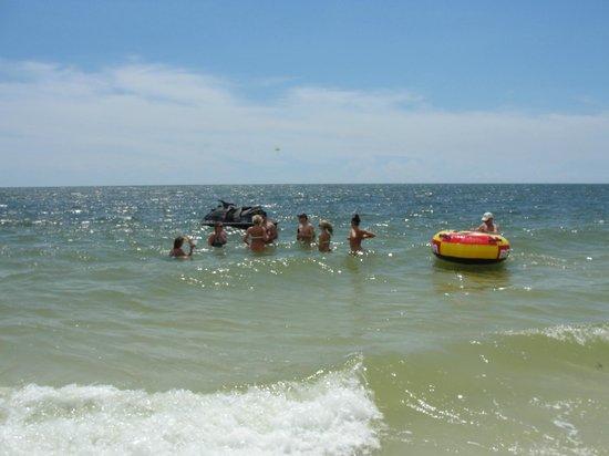 A Beach Retreat: Fun in the sun