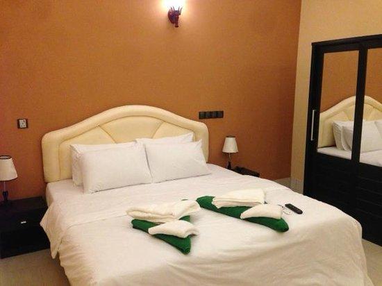 Gunbaru Inn: Room