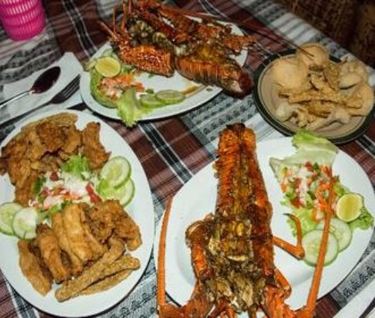 Kuta Bay Café : delicious food