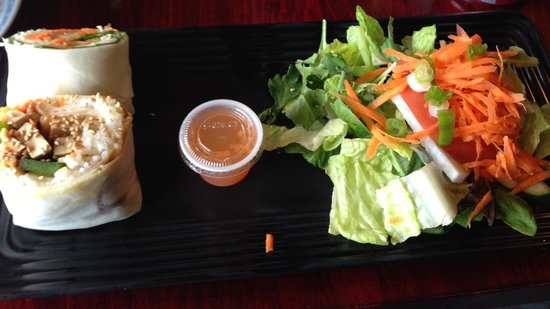 Fresh Side Cafe: Lunch combo