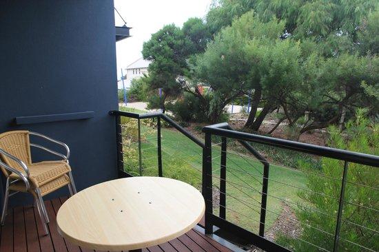 Margarets Beach Resort: Balcony
