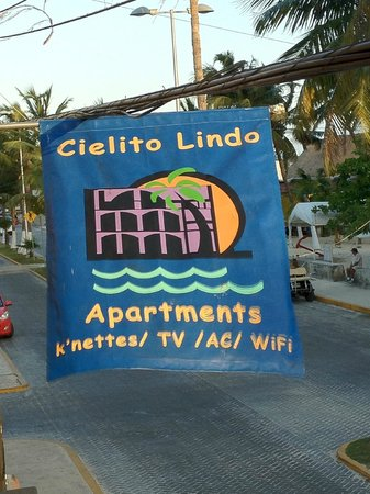 Cielito Lindo Apts: Apartment is easy to find