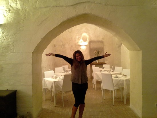 Ai Terrazzini: Breakfast room