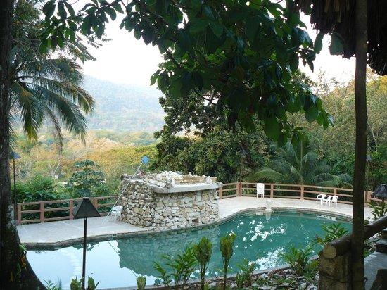 Casa Lakyum: Piscina y vistas desde la piscina
