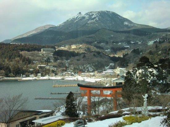 Narukawa Art Museum: 成川美術館からの、素晴らしい眺望