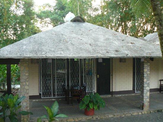 Casa Lakyum: Exterior de la habitación