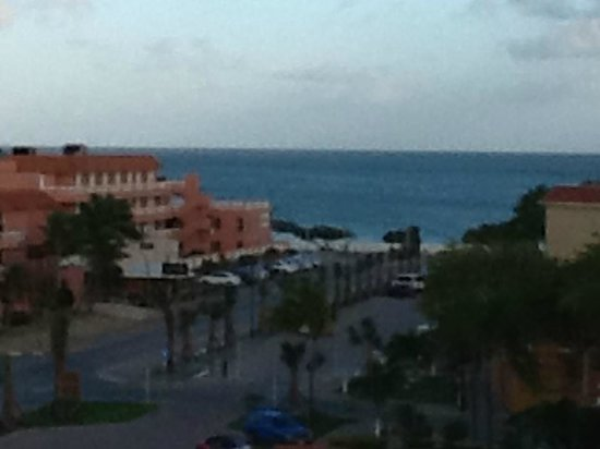 Tropicana Aruba Resort & Casino : Picture from balcony