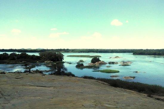 Mirante do Serrote do Urubu: A cada passo a paisagem vai surgindo...