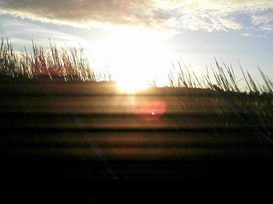Hotel Praia do Encanto: por do sol