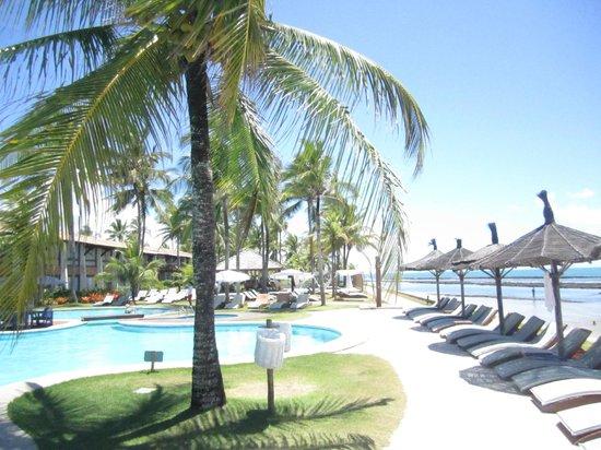 Arraial D'Ajuda Eco Resort : Piscina