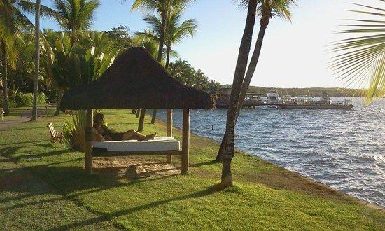 Arraial D'Ajuda Eco Resort : Fim de tarde