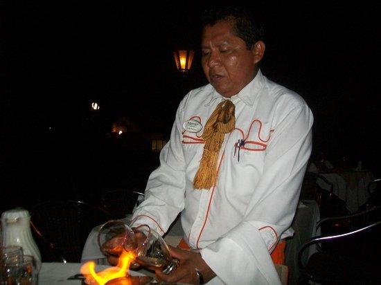 Hotel Fontan Ixtapa: Sergio
