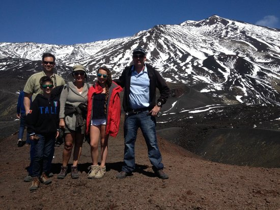 Etna Experience Excursions: Mt. Etna!