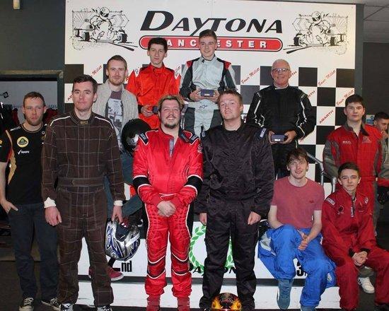 Daytona Manchester: Daytona F1 Champs (round 1)