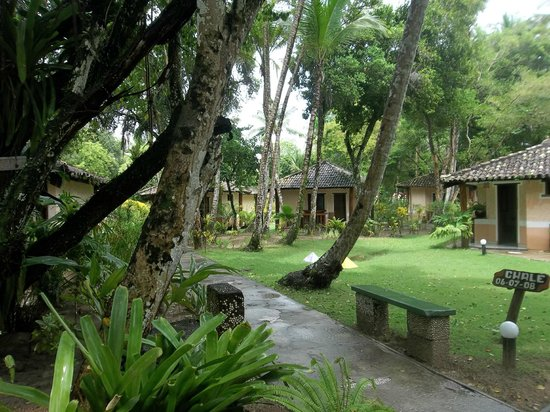 Hotel Praia do Encanto: Chales