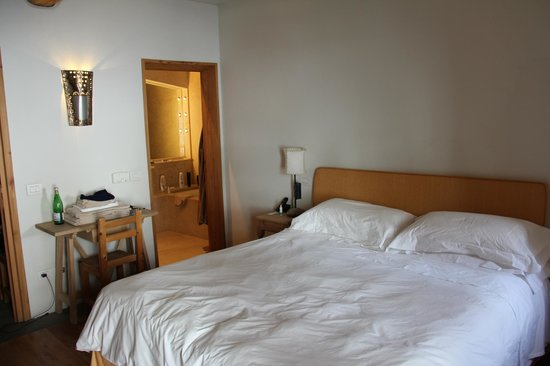 Saint Hubertus Resort: Main bedroom
