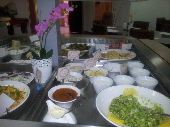 Hotel Drachim: Breakfast buffet 2