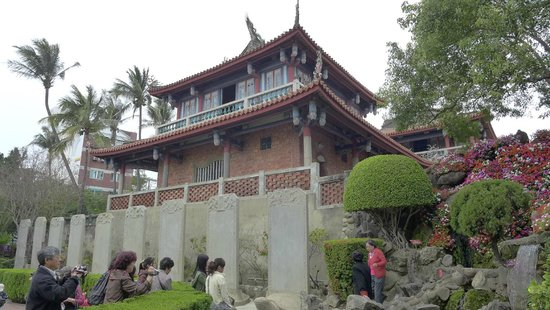 Chihkan Tower (Fort Provintia): 赤崁樓