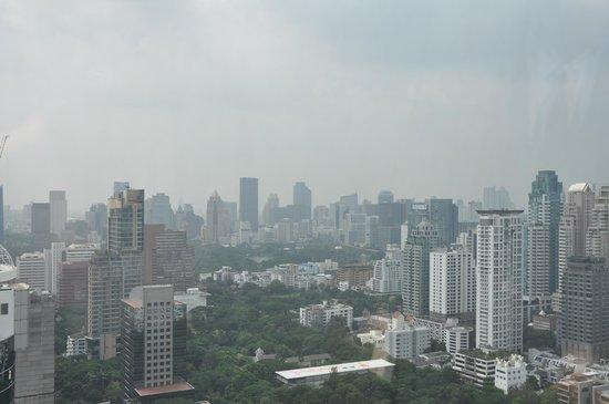 Lumpini Park: dall'Hotel Okura