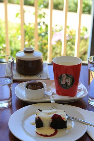 Denmark Chocolate Company: Sugar overload!