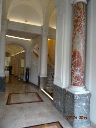 Hotel Nemzeti Budapest - MGallery by Sofitel: hall