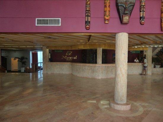 Decameron Marazul : Hall hotel