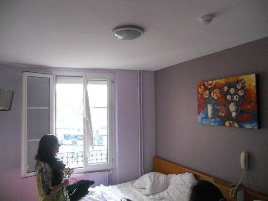 Hotel de la Terrasse: Camera tripla
