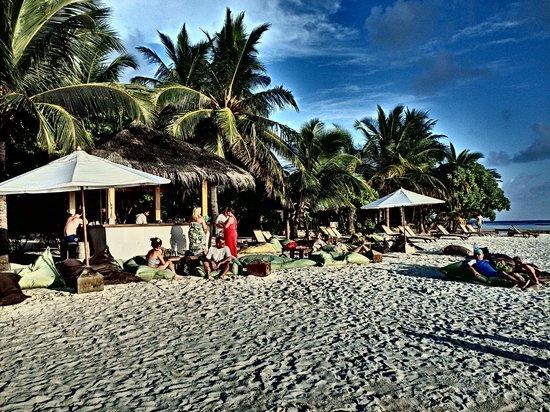 Kurumba Maldives: The Sandbar