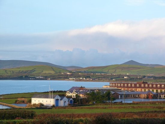 Dingle Esk View: View of Dingle from the b&b garden